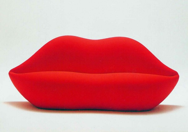 10 most creative furniture designs for lovers for Designer chairs from the 60s