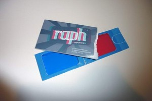 3D Business Card By Raphael Essoo-Snowdon (2)