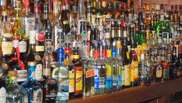 Alcohol-Collection