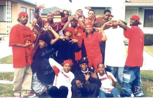 gangs and gang culture