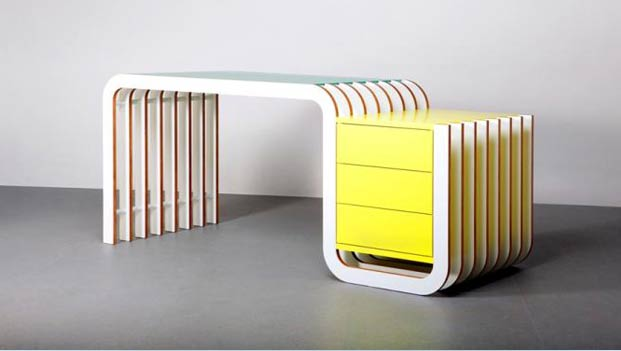 10 Most Innovative Desk Designs