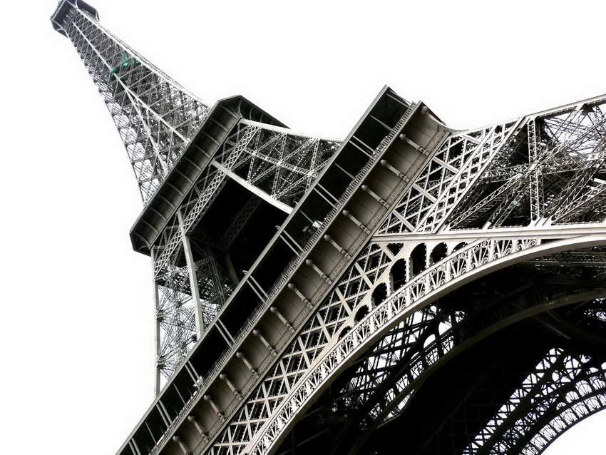 Eiffel Tower - Most Visited Tourist Attractions