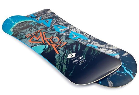 c92869a5d2d 10 Most Artistic Snowboard Designs by Grzegorz Domaradzki