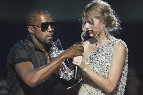 Kanye West vs Taylor Swift