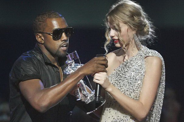 Kanye West vs Taylor Swift