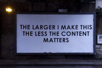 Larger Text