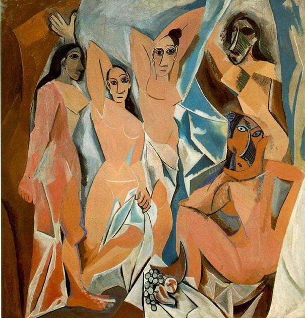 Les Demoiselles d Avignon