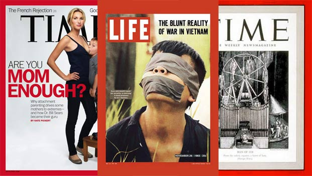 Magazine-Covers
