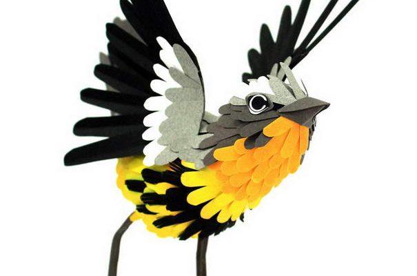 Bird Sculptures 10 most realistic paper bird sculpturesdiana beltran herrera