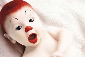 McDonalds-Baby