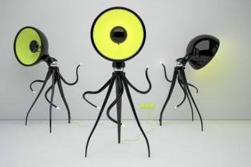 Octopussy By Vladimir Tomilov