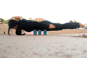 Planking On Cans