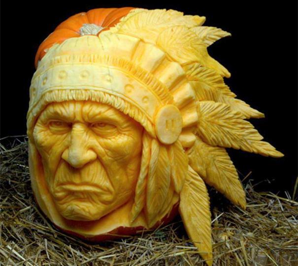 Pumpkin Carvings by Ray Villafane_10