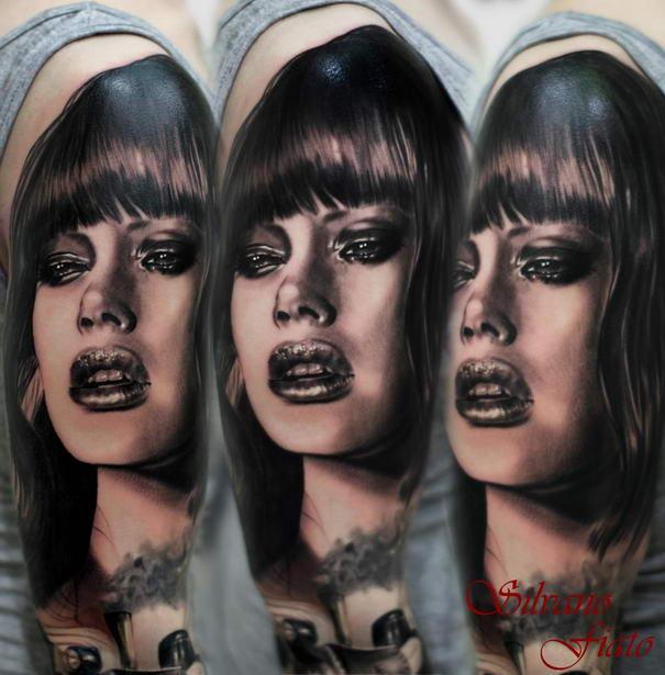 Realistic Tattoos By Silvano Fiato_08