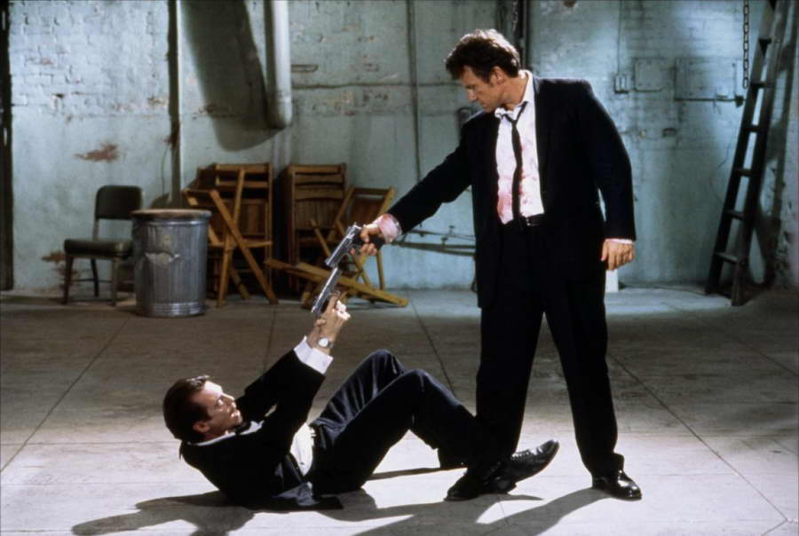 Reservoir Dogs  Harvel Keitel