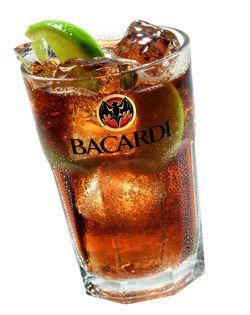 Rum & Coke