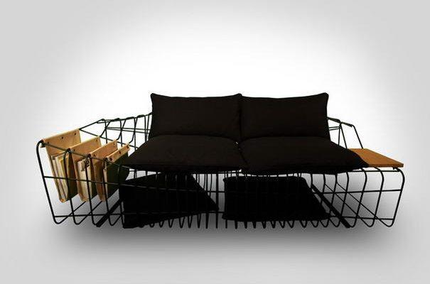 10 Most Unique Sofa Designs By Various Designers