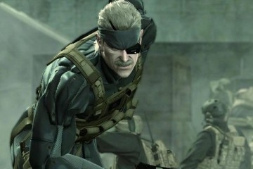 Solid Snake - Most Famous Video Game Characters