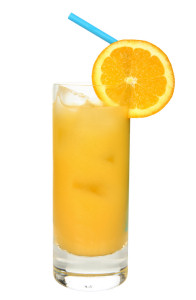vodka and orange