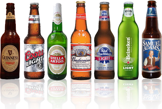 Popular Alcoholic Drinks