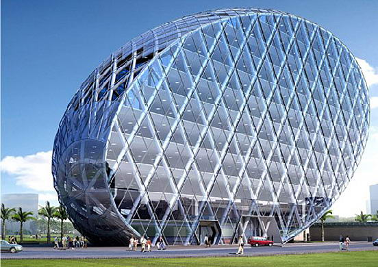 Architecture Buildings In India 10 most unusual & creative buildings
