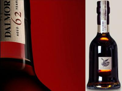 Dalmore 62 Single Hiland Malt Scotch