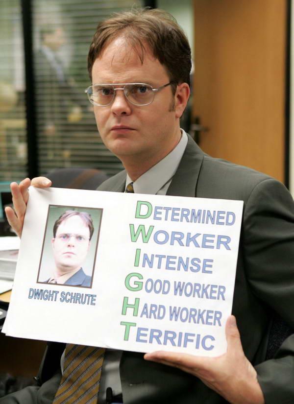 Dwight Schrute (3)
