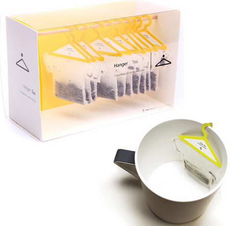 Hanger Tea Box