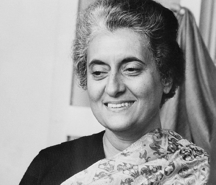 Indira Gandhi - Most Important Leaders In 20th Century