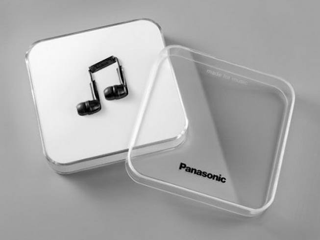 Panasonic Note Box - Creative Packaging Design