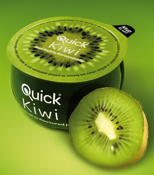 Quick Fruit Packaging Concept