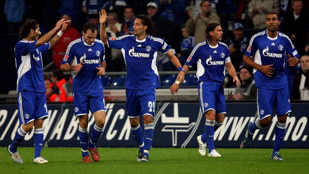 Schalke 04 - Most Valuable Soccer Teams Of 2012