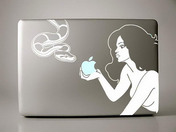 Snake Macbook Sticker