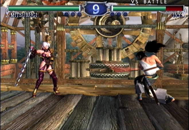 Soul Calibur Series