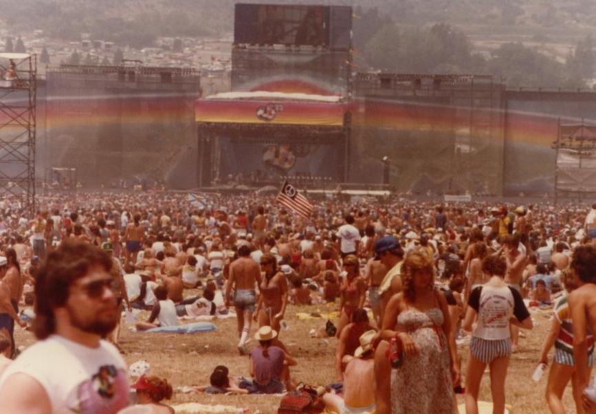 Steve Wozniak's 1983 US Festival (1983)