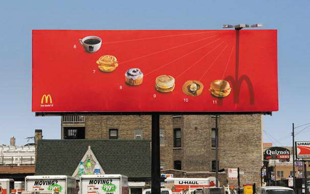 Sundial 2 - Creative Mc Donalds Ads