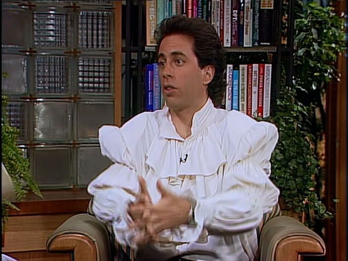 The Puffy Shirt -Seinfeld