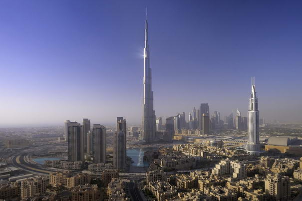 Burj Khalifa Tallest towers