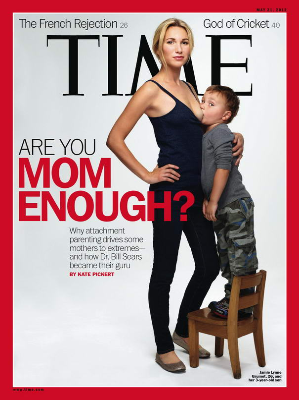 Are You Mom Enough