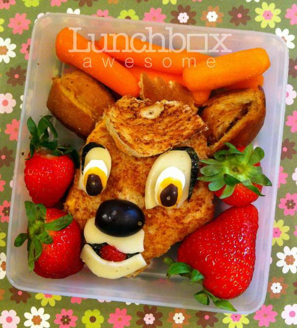 Cartoon Characters Bambi