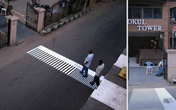 Comb Crosswalk - Original Crosswalk Ads
