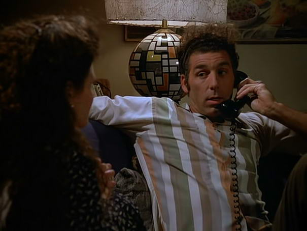 Cosmo Kramer (5)  sc 1 st  Themost10 & 10 Most Hilarious Cosmo Kramer Quotesu200f
