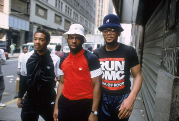 DMC of Run DMC Glasses