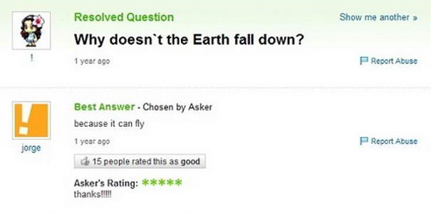 Earth Falling