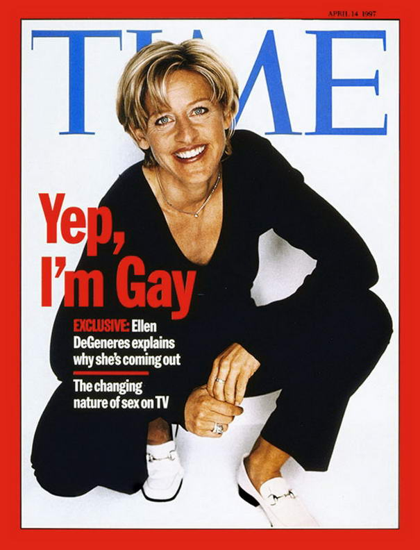 Ellen's Coming-Out Issue