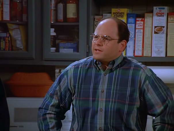 George Costanza (1) Hilarious George Costanza Quotes