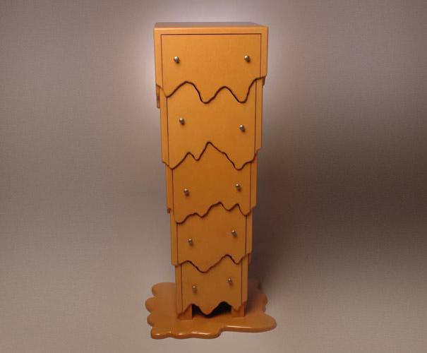 Melting Cabinet