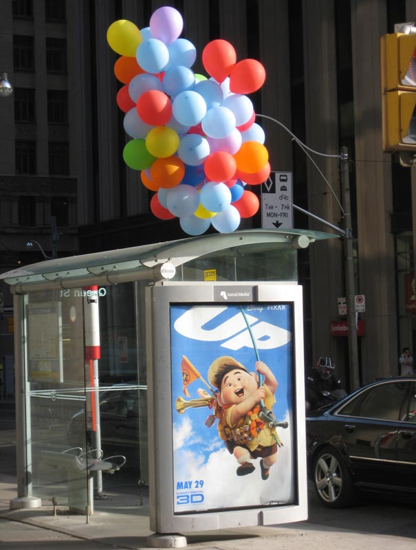 Movie up Balloons