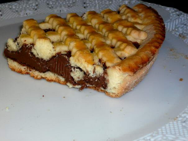 Nutella In Crostata