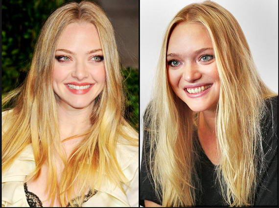 Amanda Seyfried and Gemma War